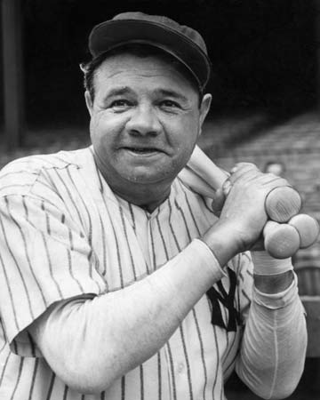 "the life and sports career of george herman ruth jr Babe ruth: biography & baseball ruth went 23-12 with a career best 175 era the on august 16, 1948, at 8:01 pm, george herman ""babe"" ruth, jr died."